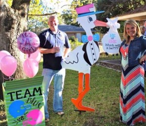 Personalized Stork Sign Rental Maryland Stork Signs Md Stork Sign Rental Flying Storks (301) 606-3091