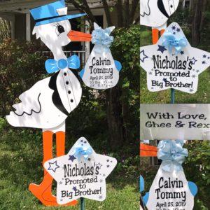 Lovettsville, Virginia Stork Sign Rentals
