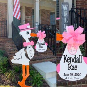 Frederick Maryland Stork Yard Sign Rentals